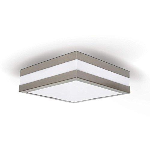 LED Deckenleuchte Bad-Lampe Aussen-Leuchte PROVANCE E27 230V ...