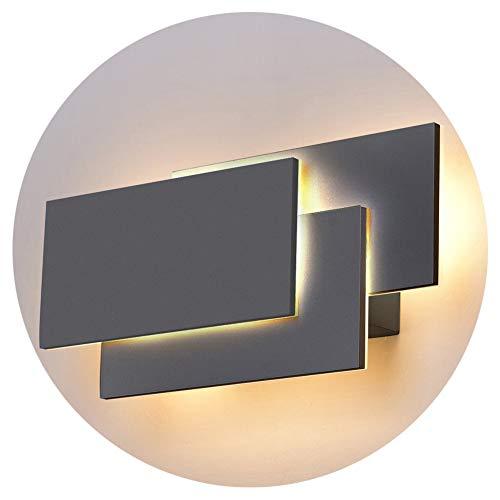 K Bright LED Wandlampe,24W Upgrade Version Moderne IP20 Wandleuchte LED  Innen,220V,Warmweiß Leuchten Dekorative Licht Nachtlampe Für Schlafzimmer,  ...